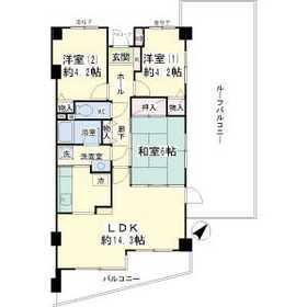 plan appartement japonais